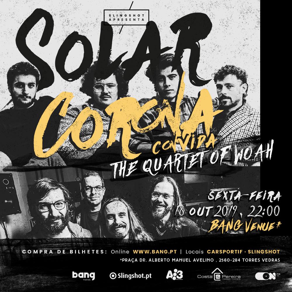 Concertos Bang Venue - Solar Corona
